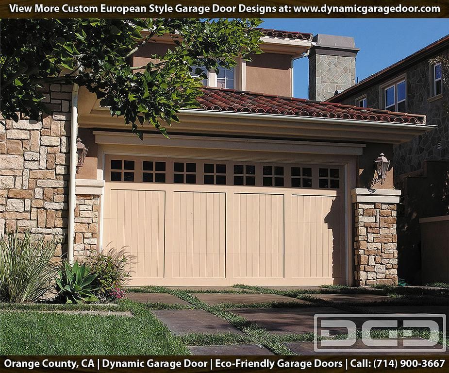 Dynamic garage door repair custom garage door designs for Eco friendly doors