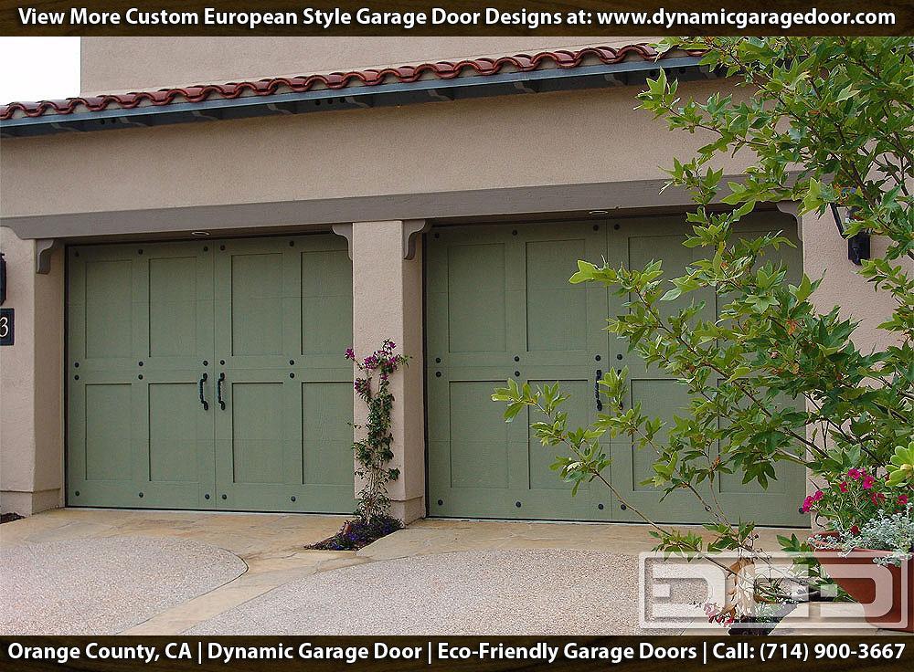 Pictures for dynamic garage door repair custom garage for Eco friendly doors