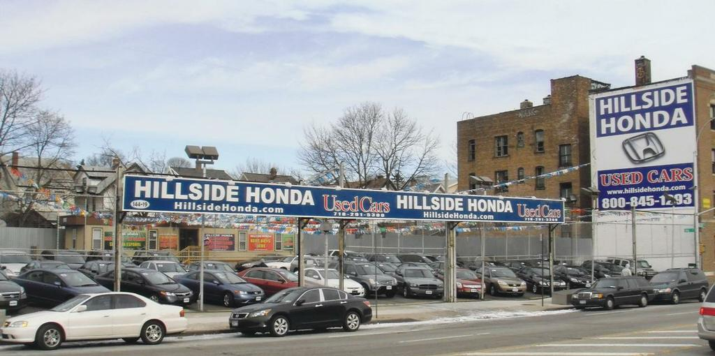 Pictures for hillside honda in jamaica ny 11435 autos for Hillside motors queens ny