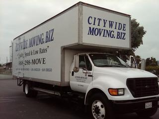 Citywide Moving - Los Angeles, CA