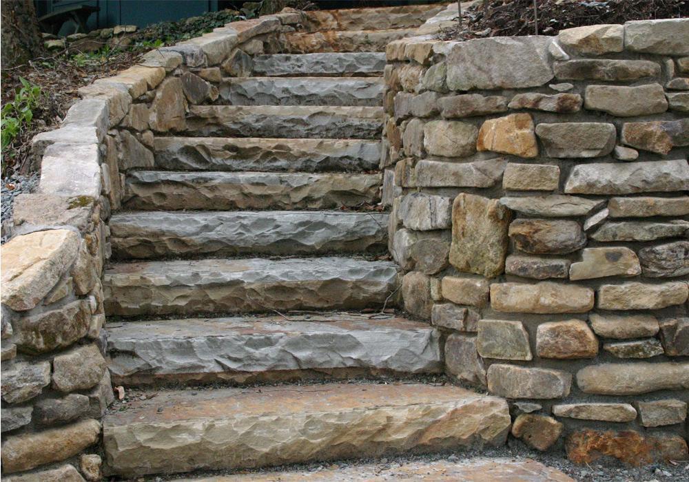 Landscaping Stone Georgia : Stone landscape designer atlanta ga g by arnold masonry