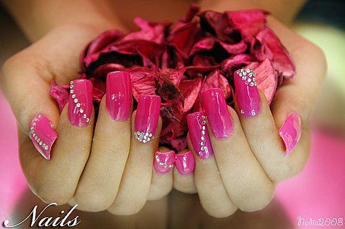Hollywood Nails Spa, Houston TX 77057