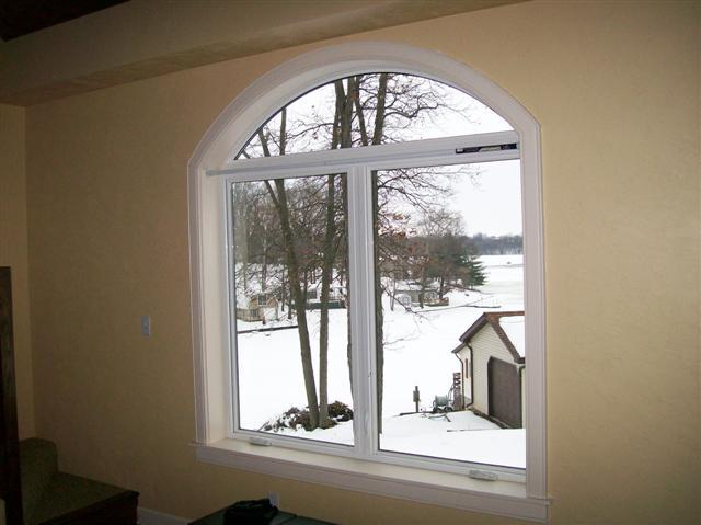 Wills construction elmwood il 61529 309 678 3737 for Arch top windows