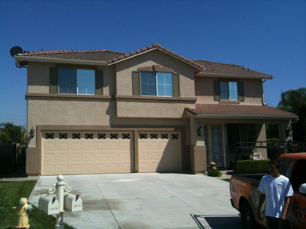 Mira Loma Ext. by A Cut Above Painters