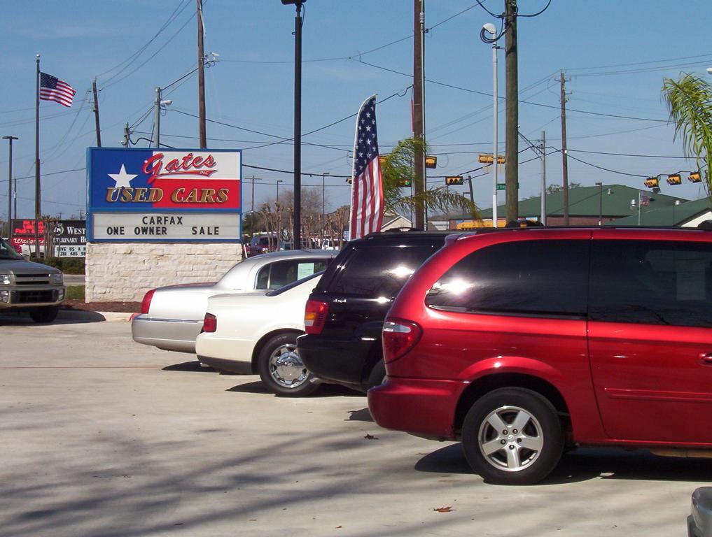 Gates Used Cars Inc Pearland Tx