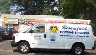 Bloomfield Cooling Heating Amp Electric Inc Little Falls
