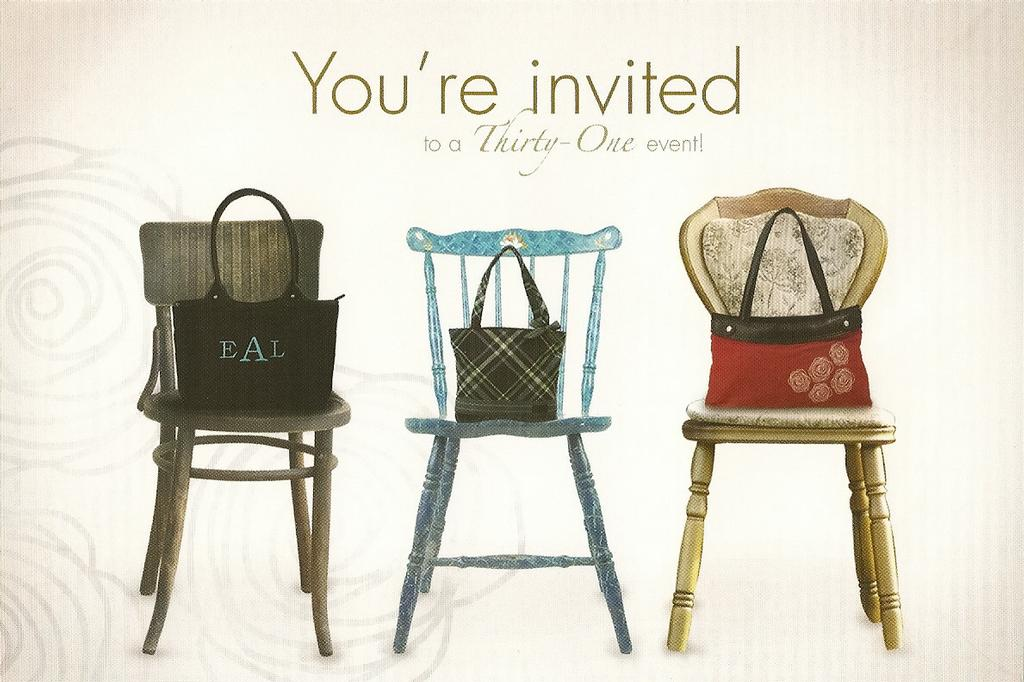Amazing Thirty One Party Invite Contemporary - Invitation Card ...