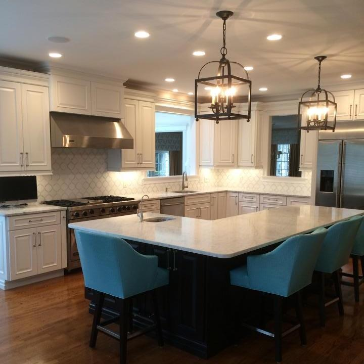 East coast granite hackensack nj 07601 201 951 1457 for Kitchen cabinets 07601