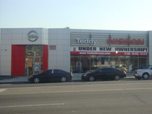 Teddy nissan service coupons