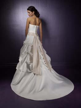 wedding dress by fancy wedding center bridal gown rental and alter