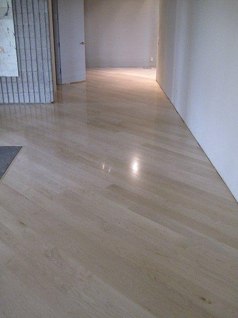 Clear maple fortyfive degree angle from warren wood floors for Hardwood floors 45 degree angle