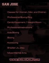 San Jose Boxing & Fitness - San Jose, CA