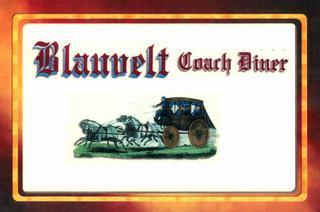 Blauvelt Coach Diner Inc - Blauvelt, NY