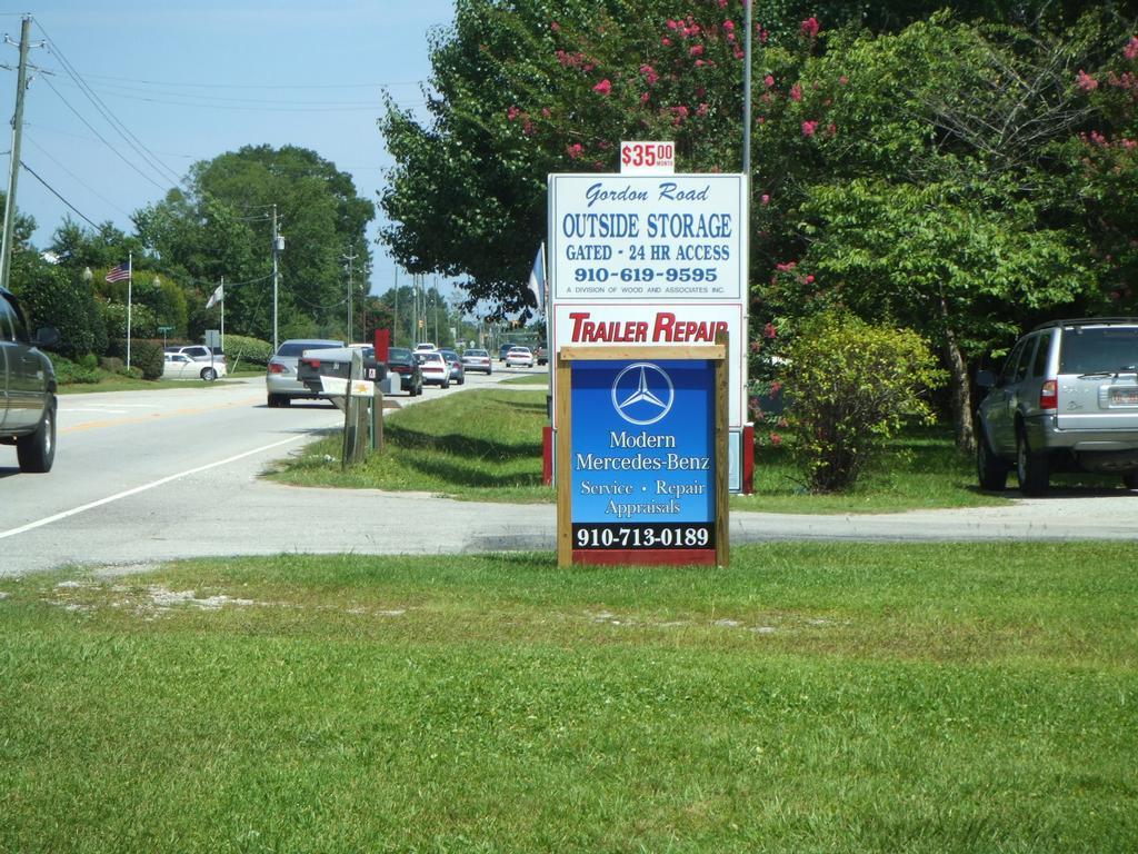 Newmoyer Mercedes Specialist, LLC - Wilmington NC 28411 ...