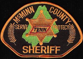 Mc Minn Sheriff's Office - Athens, TN