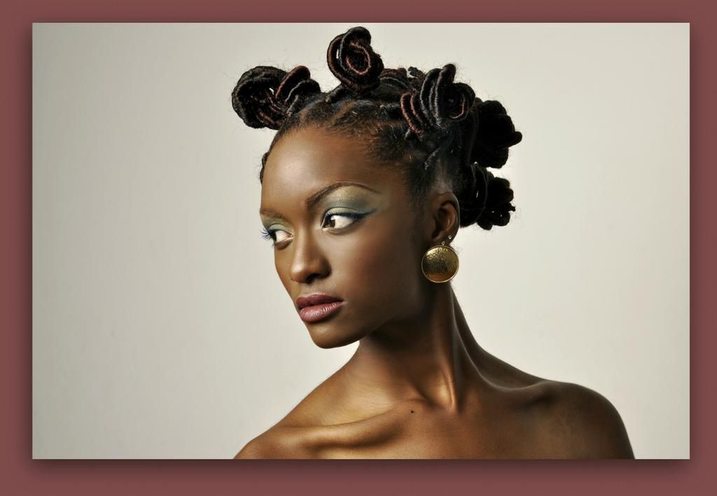 Hair Salon For Natural Hair : ... Natural Hair Style by Sophisticated Locs Natural Hair and Art Salon