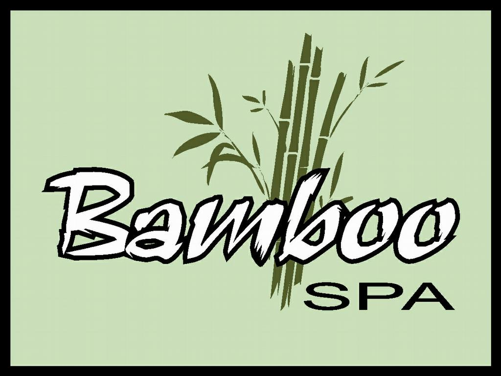 bamboo spa logo - photo #1