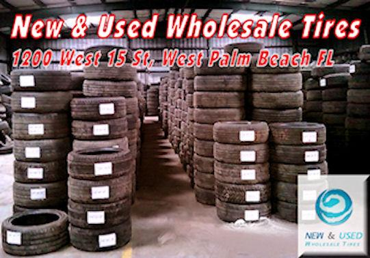 new used wholesale tires inc west palm beach fl 33404 561 844 4821. Black Bedroom Furniture Sets. Home Design Ideas