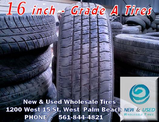 pictures for new used wholesale tires inc in west palm beach fl 33404. Black Bedroom Furniture Sets. Home Design Ideas