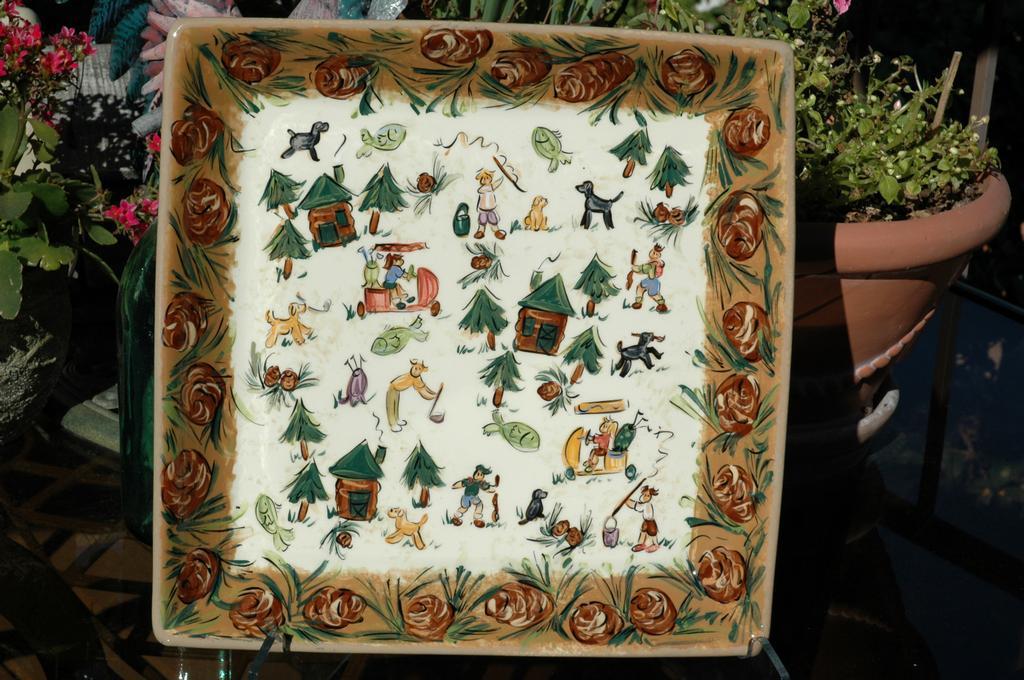 Lesal Ceramics Palos Verdes Peninsula Ca 90274 310 377