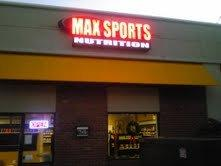 Max Sports Nutrition - Crofton, MD