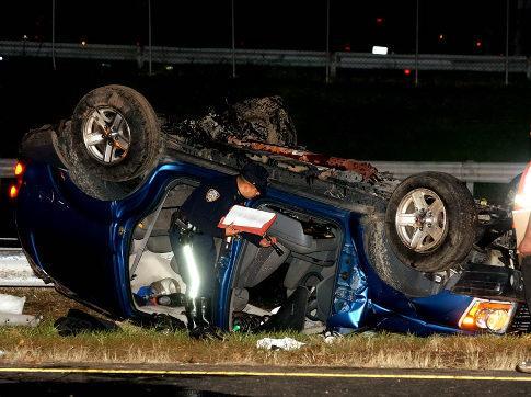 Si Robertson Dies in Car Wreck