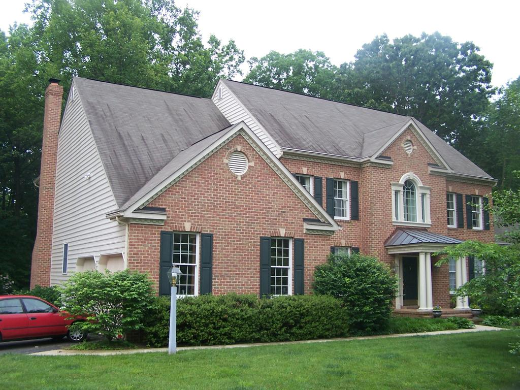 Roof Cleaning Maryland By Accuwash Parkton Md 21120