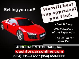 Accurate Motorcars Inc - Fort Lauderdale, FL