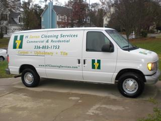 H 7 Cleaning Svc - High Point, NC