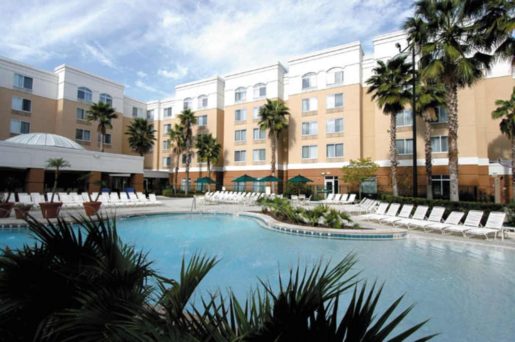 Picture Provided By Springhill Suites Orlando Lake Buena Vista In Marriott Village In Orlando