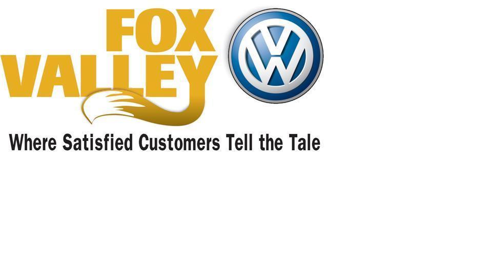 fox valley volkswagen - west chicago il 60185 | 888-773-7581