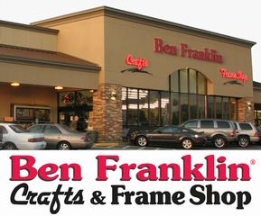 Ben Franklin Crafts & Frame Shop - Monroe, WA