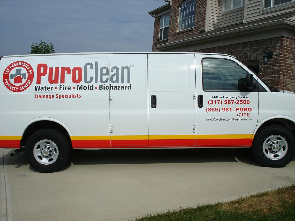 Puroclean Property Damage Experts Fishers In 46037 866