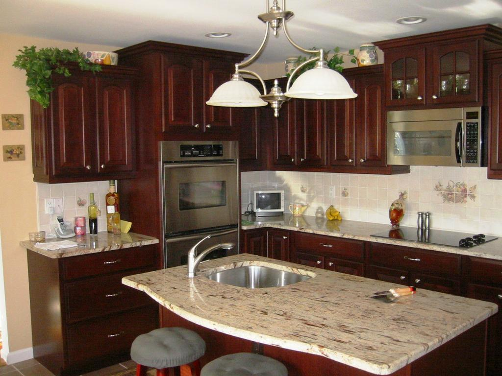 Kitchen Remodel Levitt Cape from LevitStyle Home