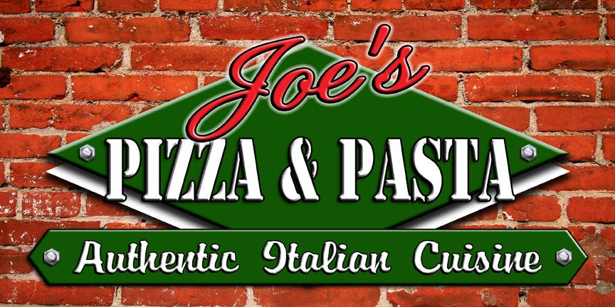 Joe's Pizza and Pasta http://www.merchantcircle.com/business/Joes.Pizza.And.Pasta.337-824-2826