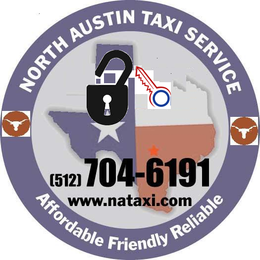 long horn logo from north austin taxi service llc in round. Black Bedroom Furniture Sets. Home Design Ideas