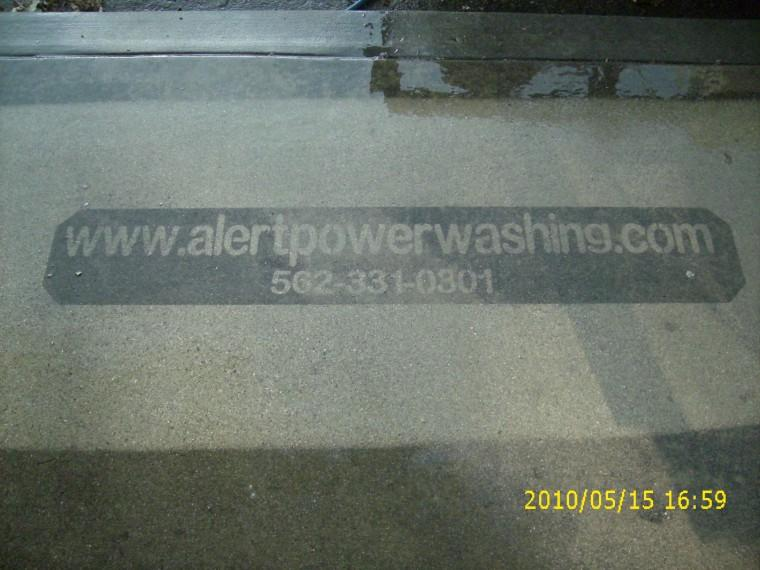 Alert Power Washing City Of Industry Ca 91715 562 331 0301