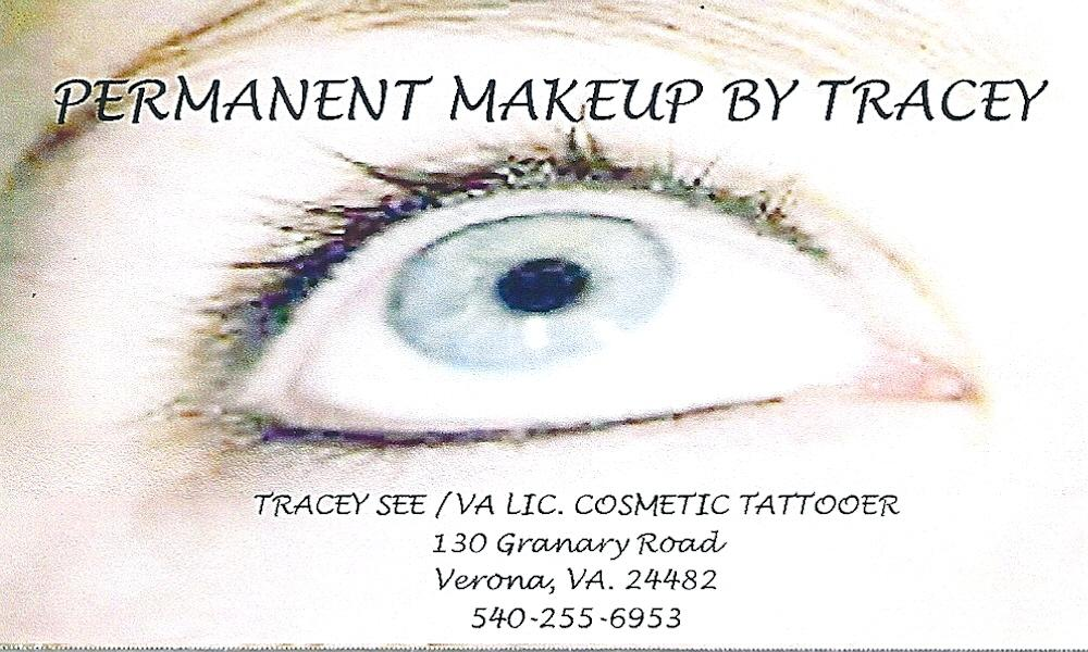 Permanent makeup by tracey verona va 24482 540 255 6953 business card colourmoves