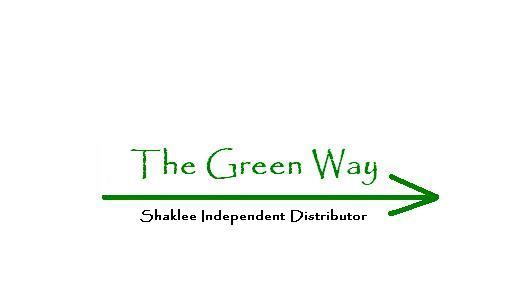Logo From Sanju West The Green Way Shaklee Independent