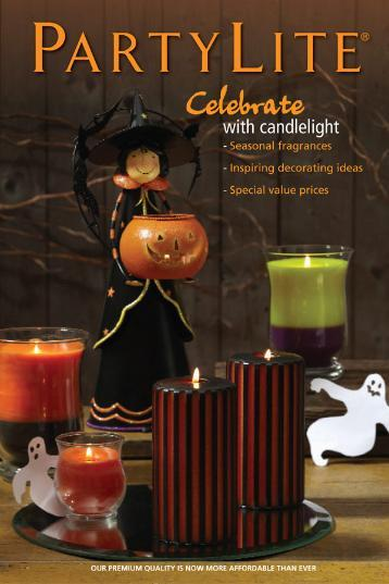 by partylite and two sisters gourmet