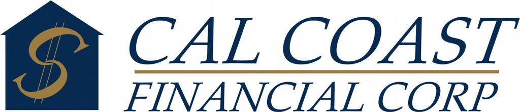 Cal Coast Financial Corp Livermore Ca 94550 925 583 3411