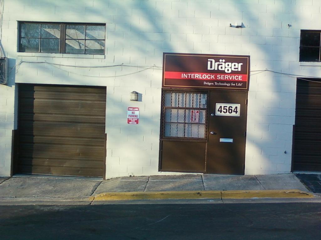 Draeger Interlock - Temple Hills MD 20748 | 301-423-2606