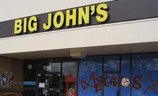 Big John's Ice House - Houston, TX