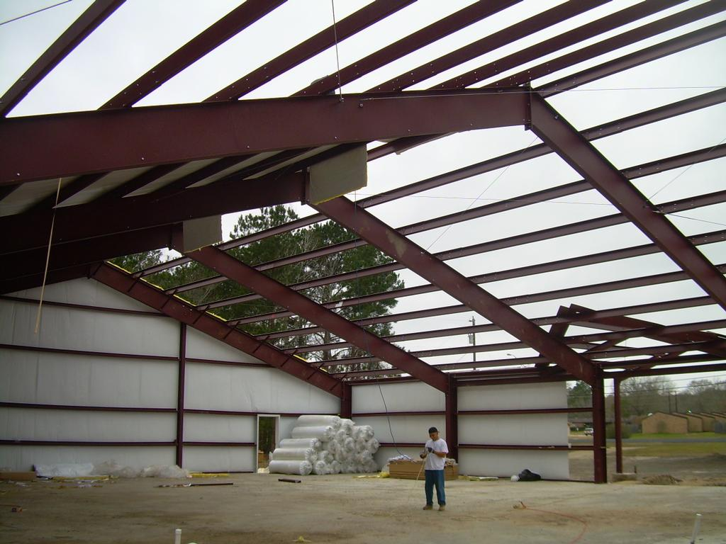 Pro Steel Building Systems Houston Tx 77093 713 742 5505
