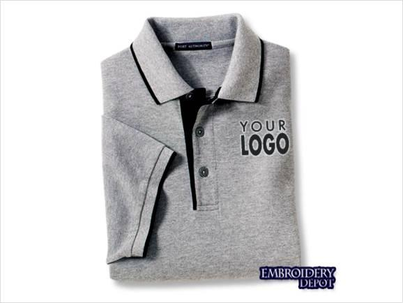 T shirt printing embroidery silkscreen logo by miami t for Embroidered polo shirts miami