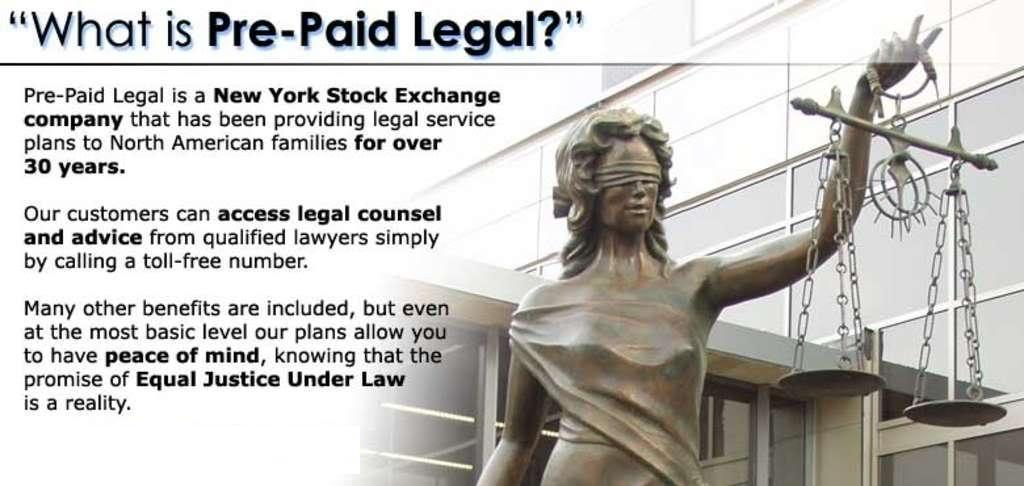 What is the best pre paid legal service to become a member of?