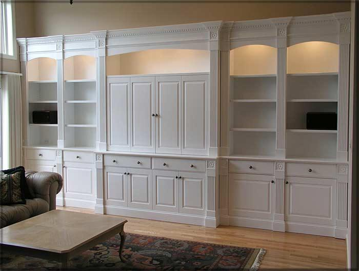 Captivating Kghomeprotv Cabinet Library White Large Image