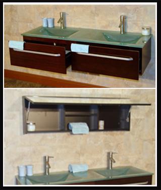 Photos for PRIELE Miami Italian Design Bathrooms Cabinets, Vanities
