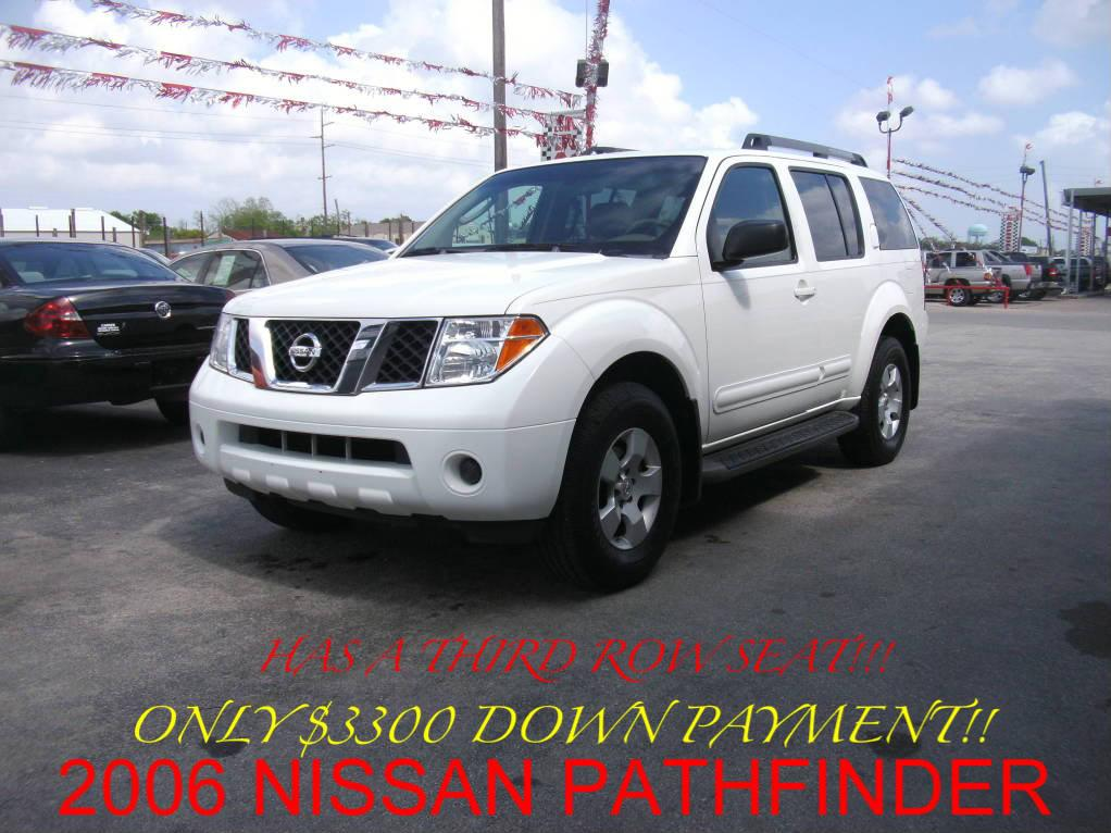 Buy Here Pay Here Houston Tx >> Nissan Pathfinder From Carnes Motor Company Inc In House