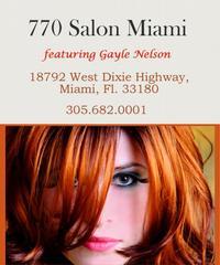 Seven Seventy Salon - Miami, FL